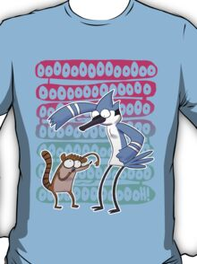 Regular Show Oooh! white version T-Shirt