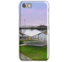 Old Taree Pool 01 iPhone Case/Skin