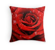 The Depth Of Love Throw Pillow