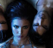 the vampire diaries by lillabeckman