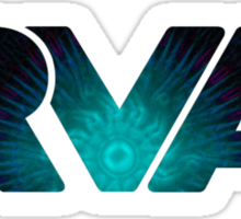 RVA logo - Richmond Virginia Sticker