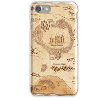 Marauder's Map iPhone Case/Skin