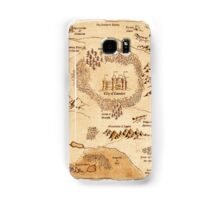 Marauder's Map Samsung Galaxy Case/Skin