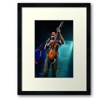 Adelaide Salutes Chris Bailey @ the Thebby, April '13 Framed Print
