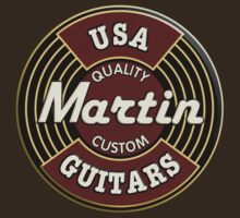 Martin guitars by shfandon