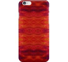 The Geometry of Color (portrait) iPhone Case/Skin
