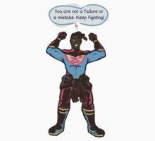 Motivational Superboy One Piece - Short Sleeve
