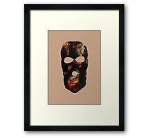 Criminal Concept | Seven Framed Print