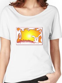 Easter Bunny 4 Women's Relaxed Fit T-Shirt