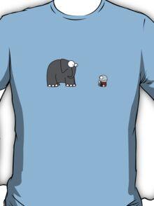 Monty Scares El T-Shirt