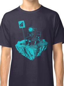 Waiting for my rocket bus Classic T-Shirt