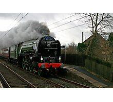 Tornado Train Photographic Print