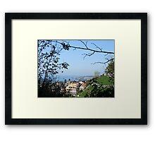 Montreux Framed Print
