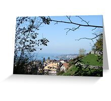 Montreux Greeting Card