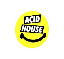 ACID HOUSE Photographic Print