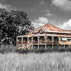 The Old Queenslander - Lockyer Valley Qld Australia by Beth  Wode