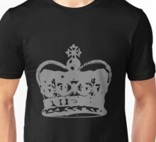 A Complete Guide to Heraldry - Figure 646 — Coronet of the Prince of Wales Unisex T-Shirt