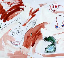 Jane Avril 16 by John Douglas