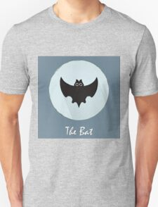 The Bat Cute Portrait T-Shirt