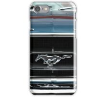 Mustang Grille iPhone Case/Skin