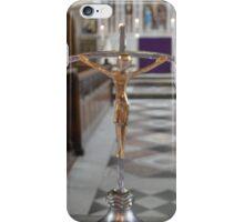 Jesus Ornament iPhone Case/Skin