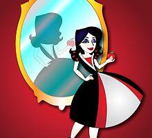 Twisted - Snow White by Lauren Eldridge-Murray