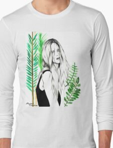 Wild Girl Long Sleeve T-Shirt