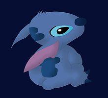 Stitch by DoragonHinansho