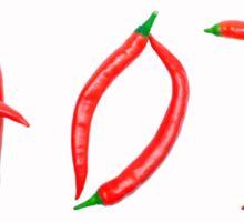 hot pepper Sticker