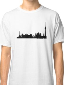 Berlin Cityscape 2 Classic T-Shirt