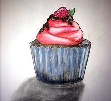 Sweet raspberry by Secca25