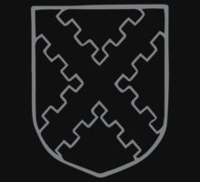 A Complete Guide to Heraldry - Figure 187 — Saltire embattled by wetdryvac