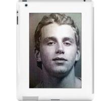 Patrick Kane Mugshot iPad Case/Skin