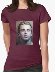 Patrick Kane Mugshot Womens Fitted T-Shirt