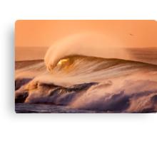 Rye Back Beach Canvas Print