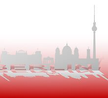 Berlin Cityscape 3 by gruml