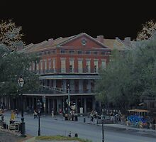 New Orleans Architecture by helene ruiz