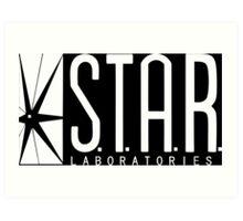 Star Laboratories Art Print