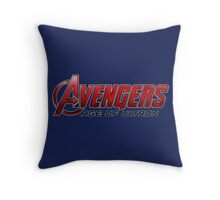 Avengers - Age Of Ultron Throw Pillow
