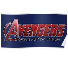 Avengers - Age Of Ultron Poster