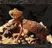 Barking Gecko mark 2 by outbackjack