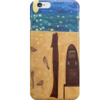 DANCING BAREFOOT ON THE SAND iPhone Case/Skin