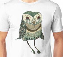 My Garden Owl Unisex T-Shirt