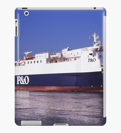 European Pioneer iPad Case/Skin