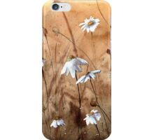 Meadow efflorescence iPhone Case/Skin