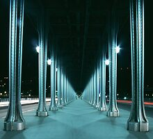 Bir-Hakeim bridge, Paris by 64iso