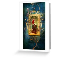 The Lost Song Greeting Card