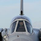 RAF Tornado GR 4 fighter bomber aircraft by RedSteve