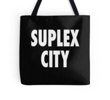Suplex City Tote Bag