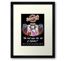 Swerve's Bar - Full Framed Print
